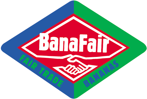 Banafair label bunt