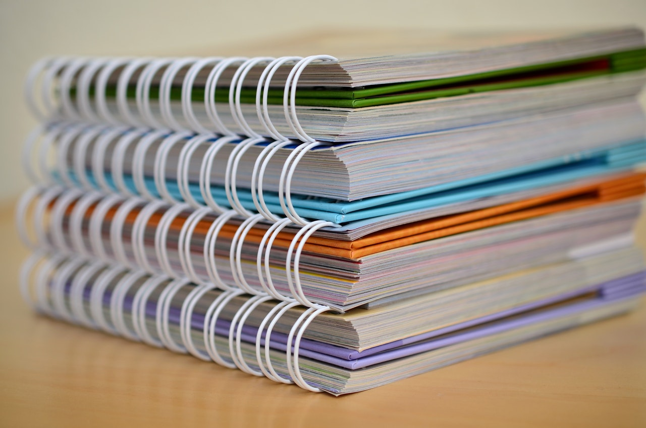 binding books bound colorful 272980 1